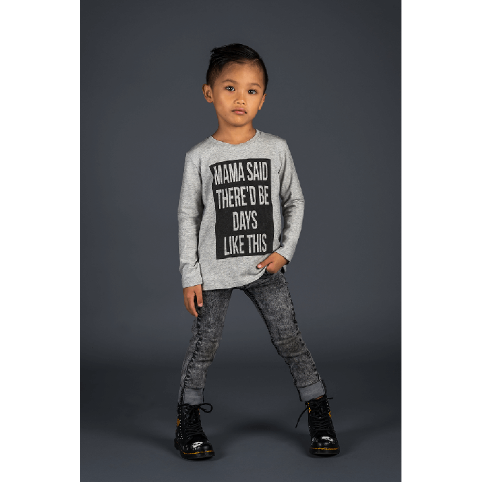 Rock Your Baby_Mama Said Long Sleeve T-Shirt - The Child Hood