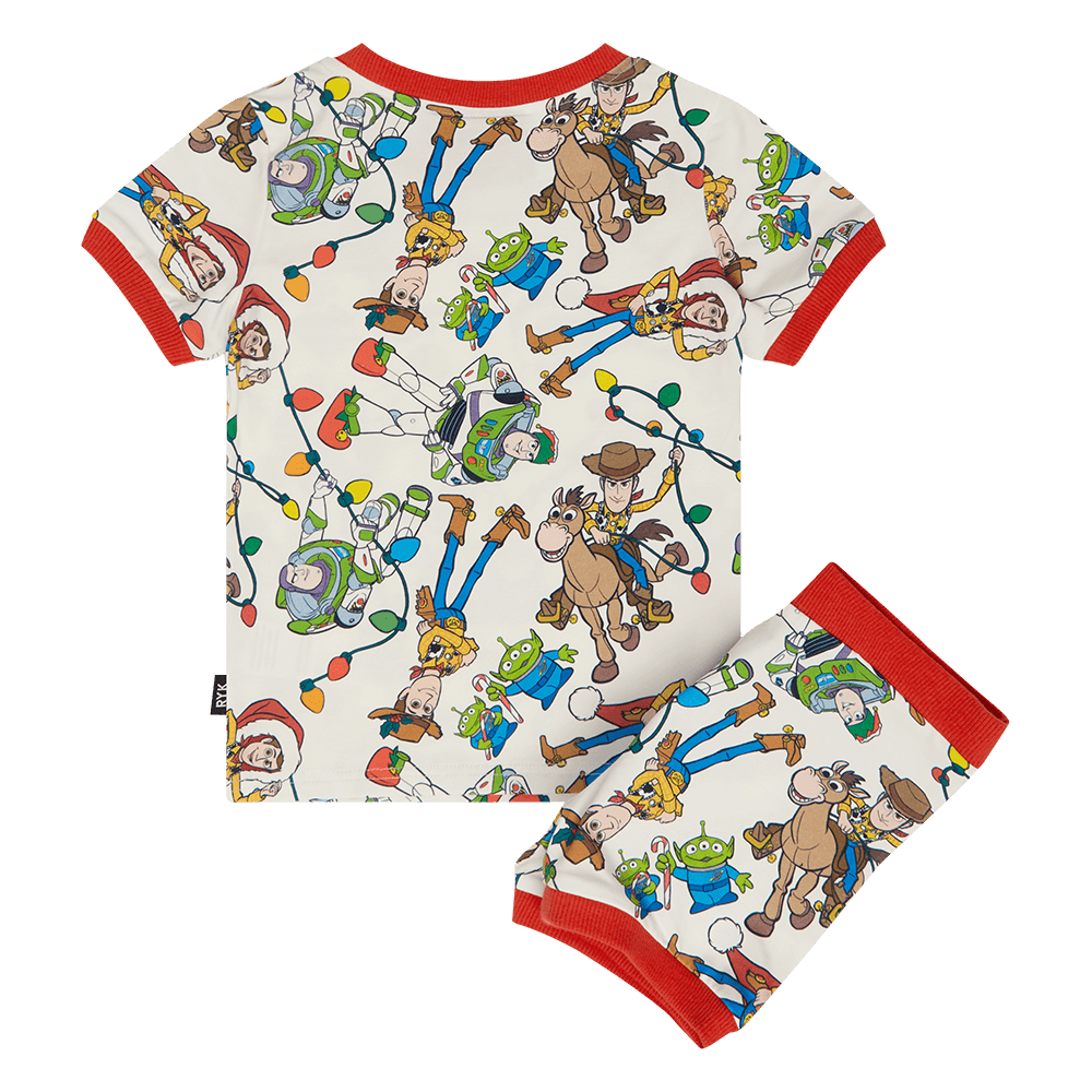 Christmas Toys PJ Set