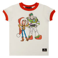 Buzz And Woody Ringer T-Shirt