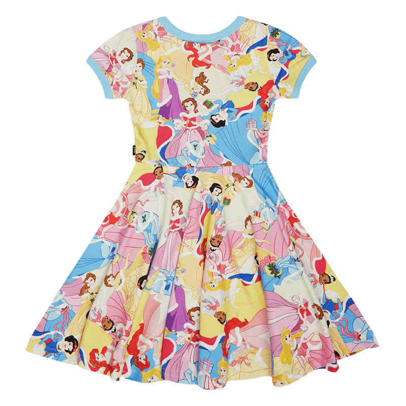 Princess Prezzies Waisted Dress