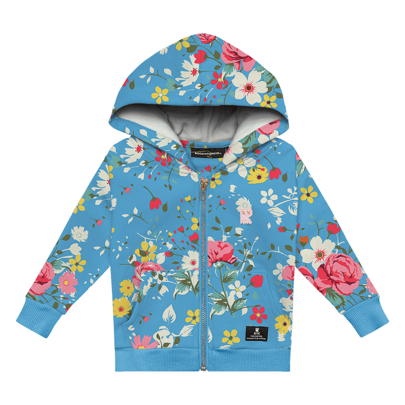 French Rose Hoodie