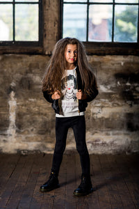 Rock Your Baby_Coco Long Sleeve T-Shirt - The Child Hood