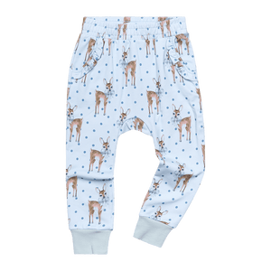 Rock Your Baby_Deer Heart Trackpants - The Child Hood