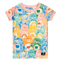 Care Bears Unite Ringer T-Shirt