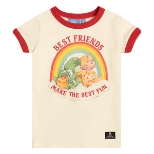 Best Friends Forever Ringer T-Shirt