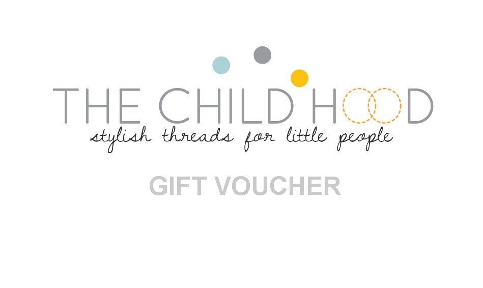 The Child Hood_Gift Voucher - The Child Hood