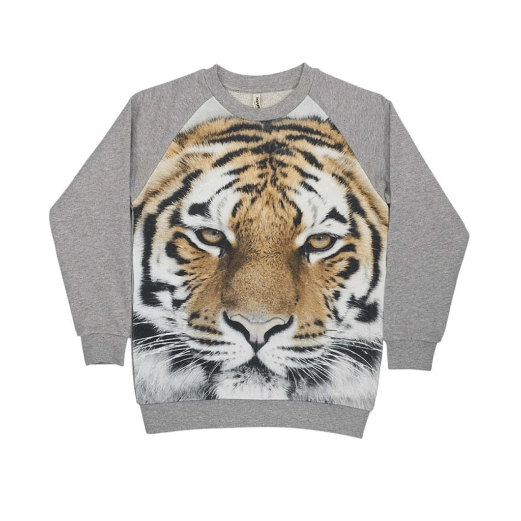 Popupshop_Basic Sweat Tiger - The Child Hood