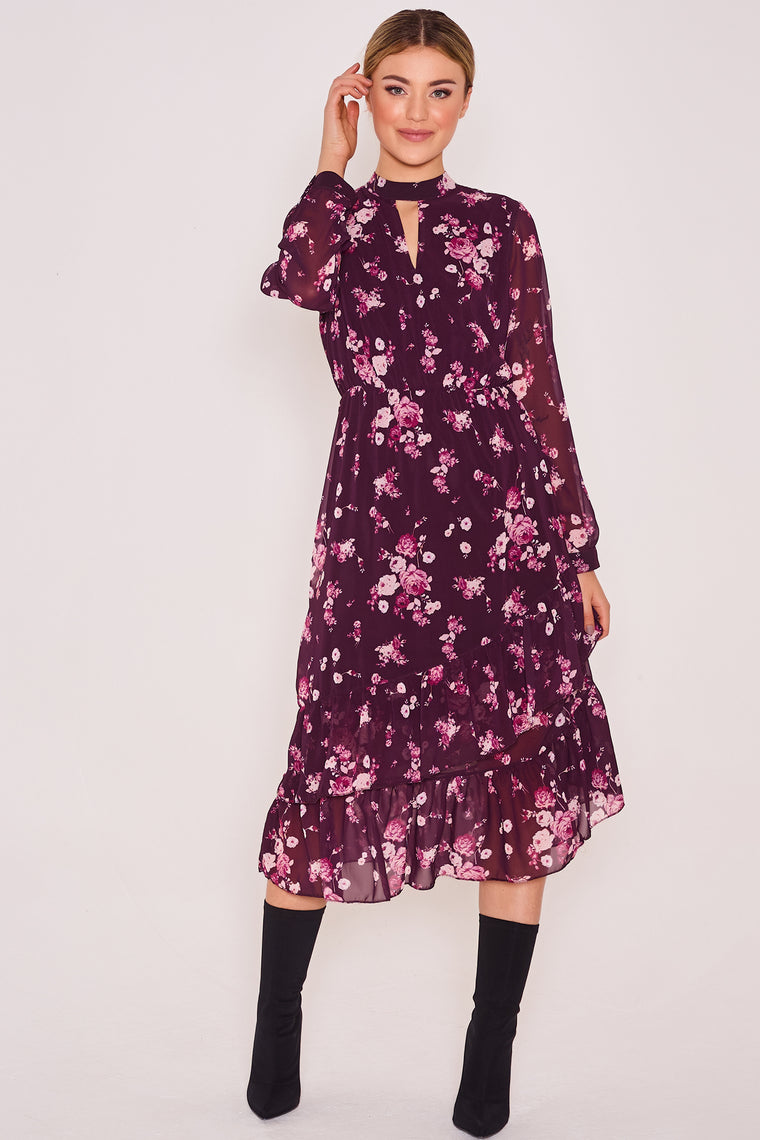 Vaida Dainty Midi Dress