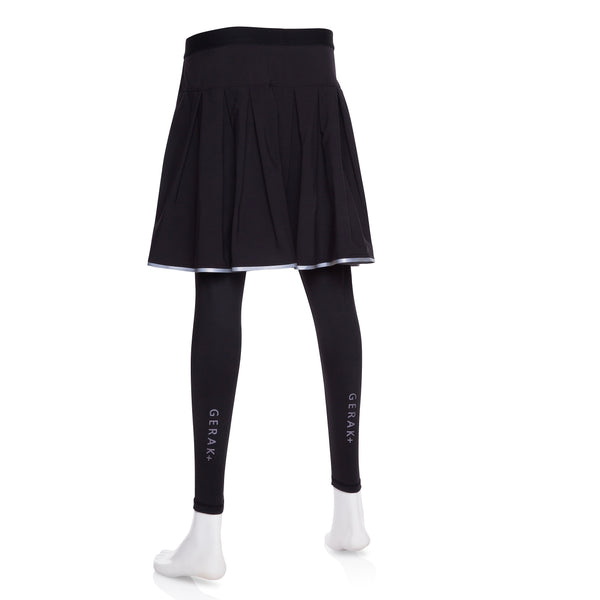 Modest Sports Skirt with Legging