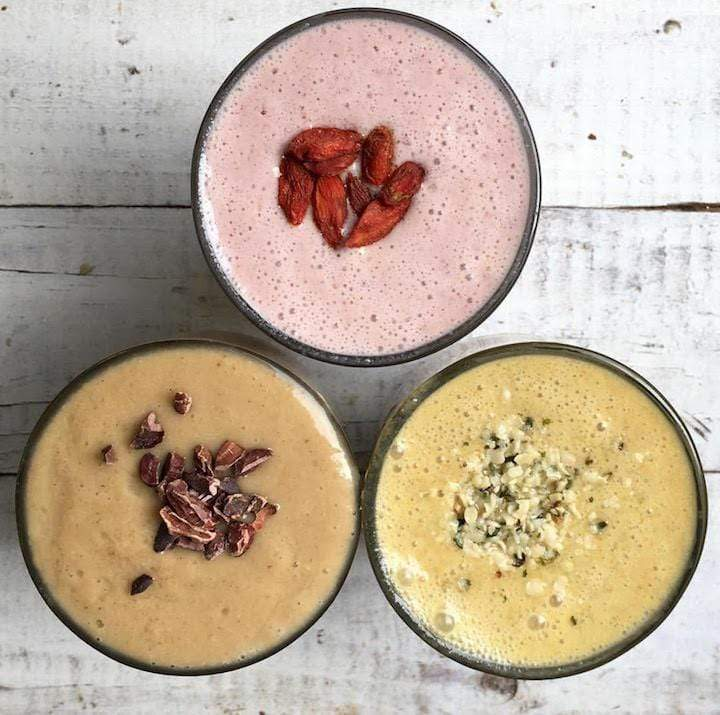 5 Easy Smoothie Prepping Recipes