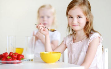 Is forcing your kids to eat breakfast child abuse?