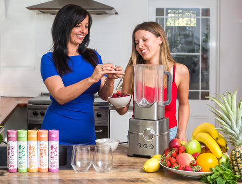 Lana Hooper The Smoothie Bombs