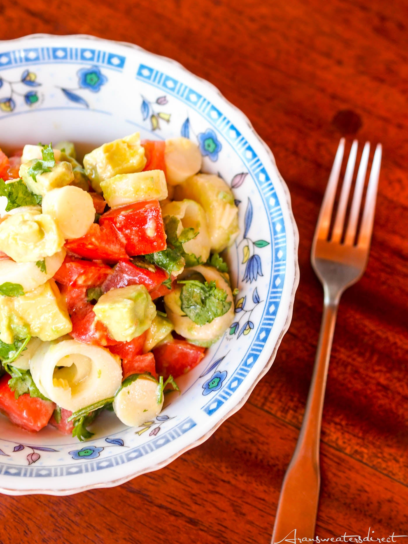 Whip up a delish salad that is both vegan and gluten-free! #vegan #glutenfree #cleaneating