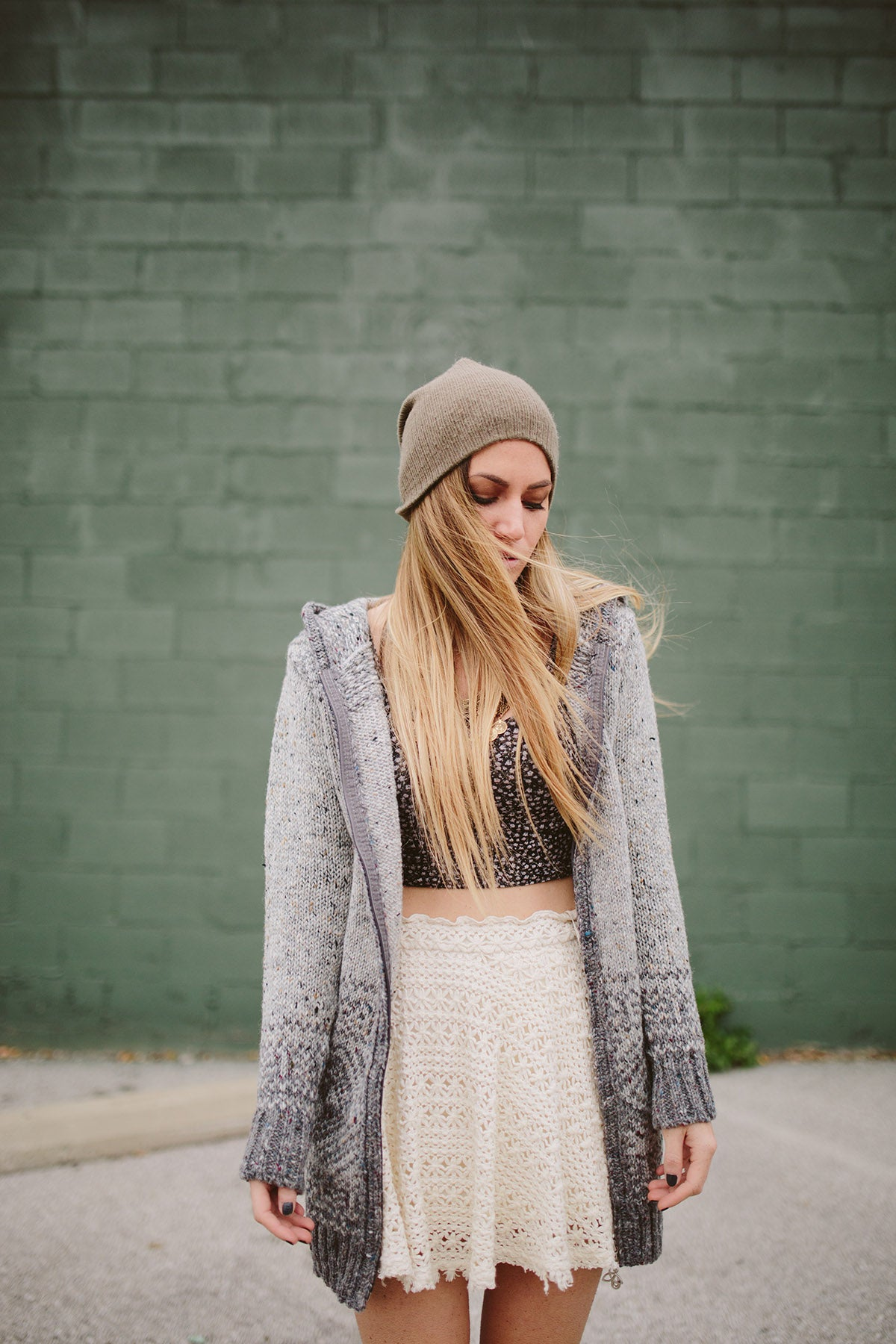 3 Ways to Style a Hooded Sweater: Mix & Match #knitwear #style #fashion