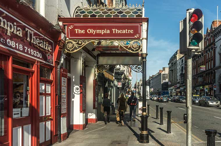 Image result for olympia theatre dublin