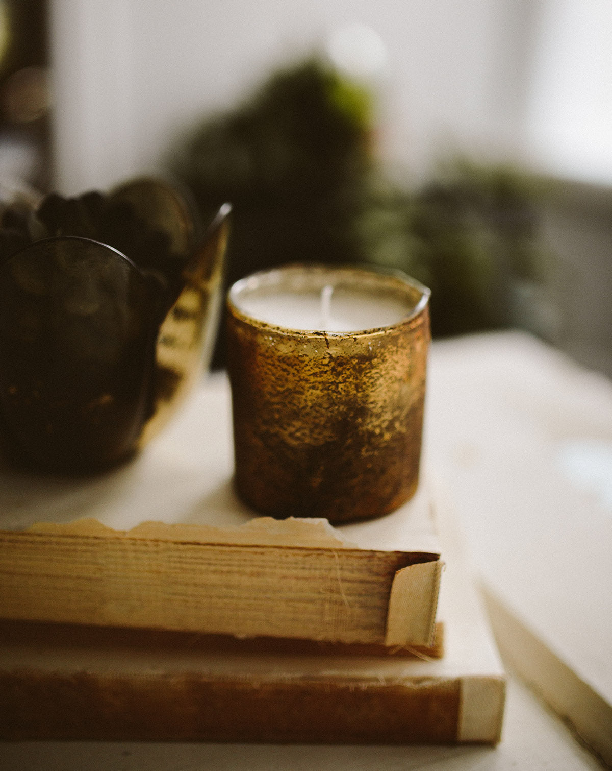 Create your own homemade pumpkin spice candle #crafts #DIY #candle #home