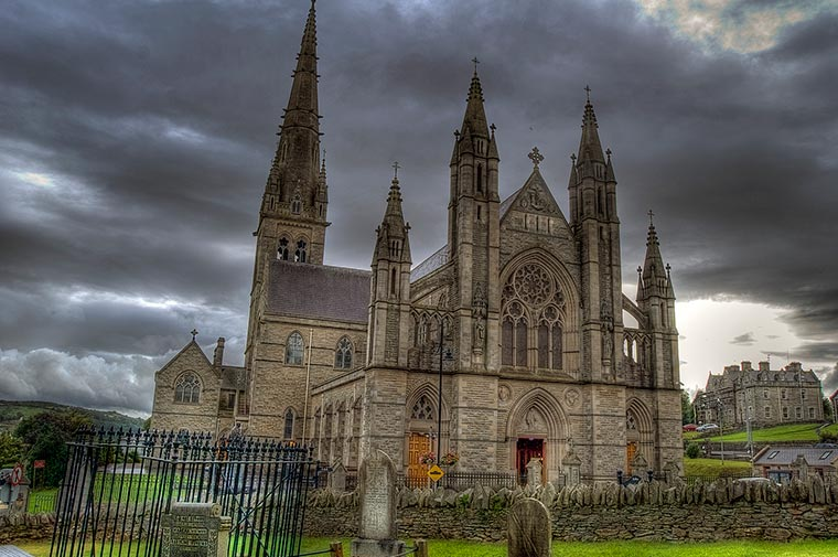 Saint Eunan S Cathedral Aran Sweaters Direct