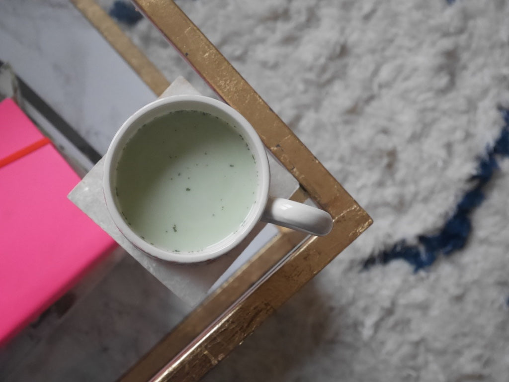 5 Ways to Supercharge Your Health in 2016 - Matcha Latte #health #cleaneating #superfoods