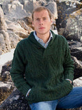 Buy Men's Aran Sweaters Online From Ireland