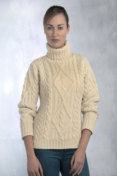 Women's Aran Sweaters & Cardigans Save Up To 40% Off Now. We've searched far and wide to bring you the very best of women's Irish sweaters. Our exciting range has something to suit every taste; from Aran cardigans to cable knit sweaters and shawl collar cardigans.. Delivered to you directly from Ireland and featuring all the much loved traditional stitches steeped in Aran Island folklore.