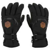 Combo-21 | Mens Down Jacket | Goggles | Waterproof Gloves | Headlamp | Poncho | Balaclava