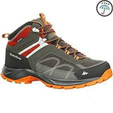 Quechua Forclaz 500 Waterproof High Ankle Mountain Snow Mens Hiking shoe for Hire in Mumbai