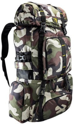RENT Trekking bag 75 Litres | Water repellant | Rs 95 only | Free delivery