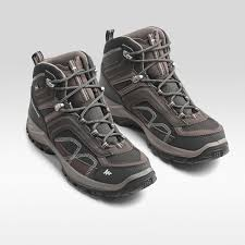 Quechua Waterproof Snow trekking Shoe on Rent
