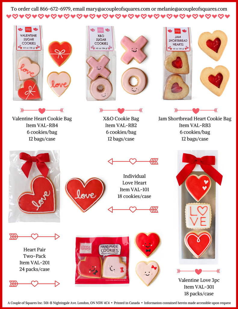 Valentine's Day 2020 Brochure Page 2