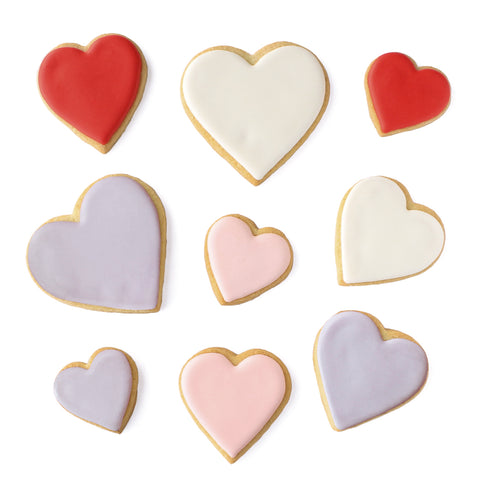 Heart Cookie Set
