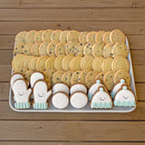 Large Snow Day Shortbread Gift Box