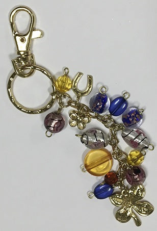 Magical Lucky Symbols Key Chain