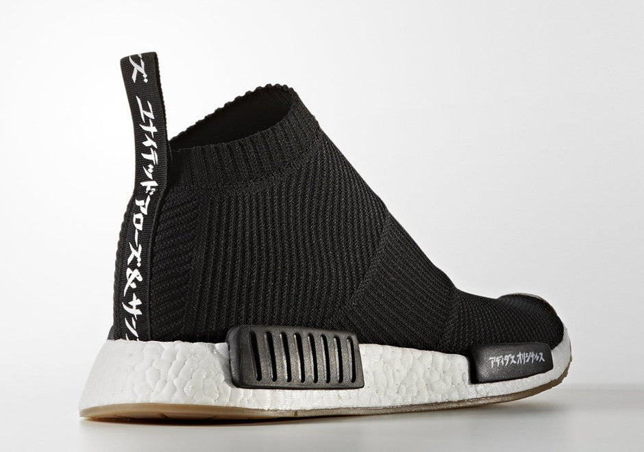 100% authentic e370b 76150 United Arrows & Sons x adidas NMD City Sock