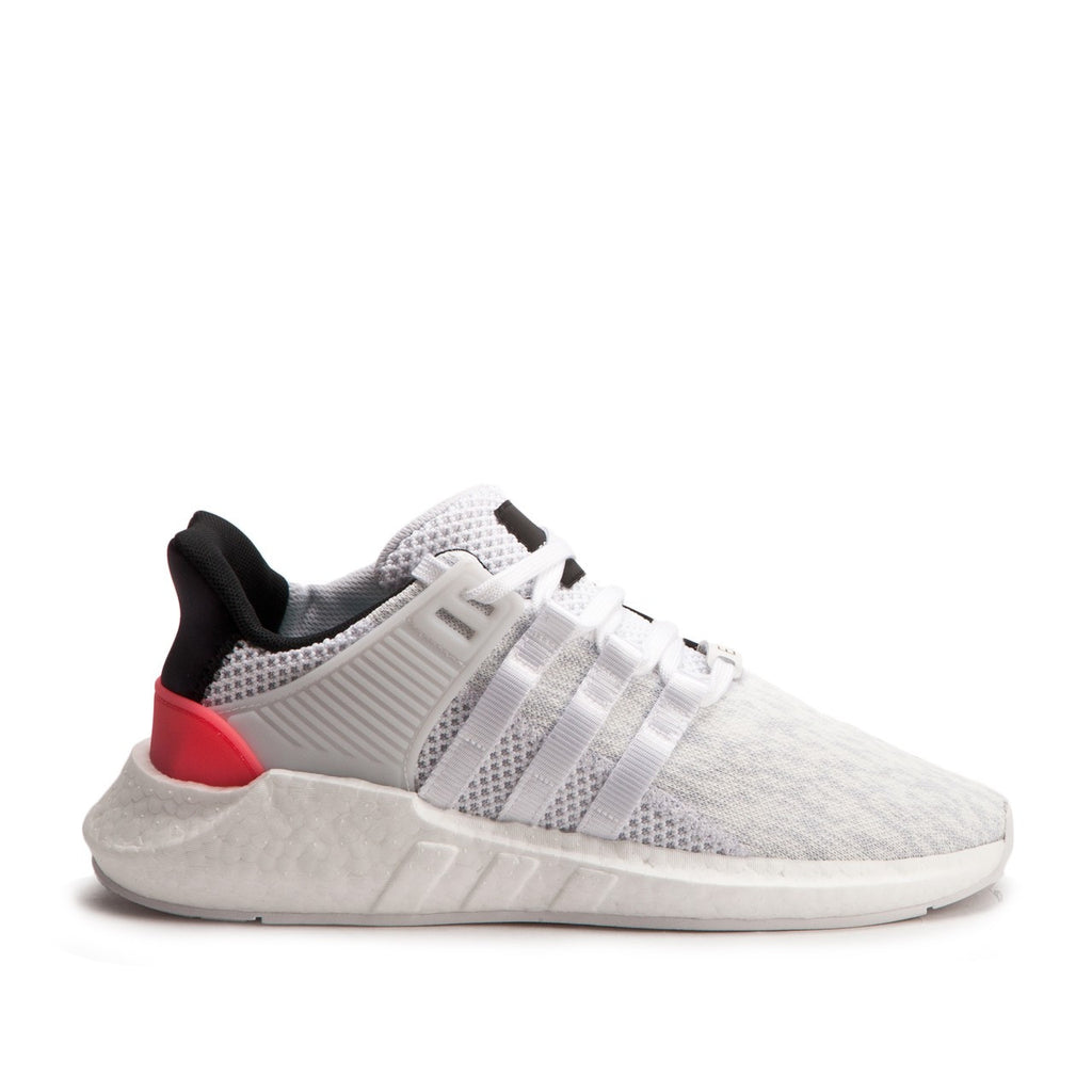 Saints SG adidas Originals EQT Support 93 17 White Turbo Red Boost Lateral