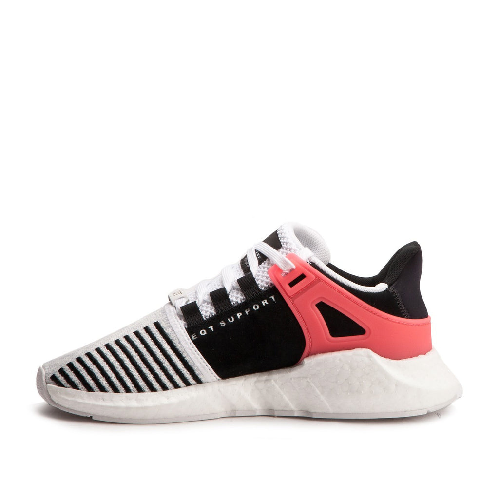 Saints SG adidas Originals EQT Support 93 17 White Turbo Red Boost Medial