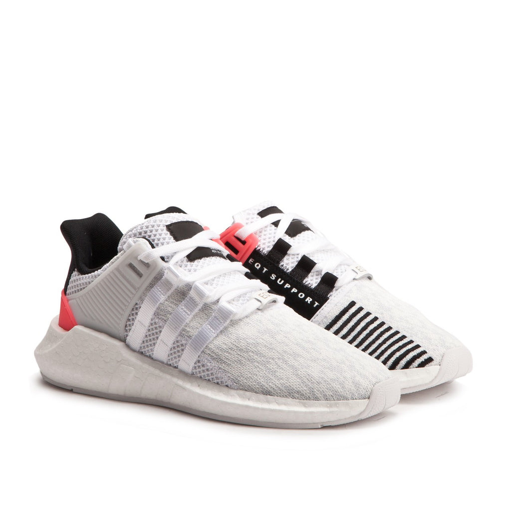 Saints SG adidas Originals EQT Support 93 17 White Turbo Red Boost Tilt