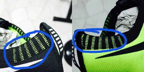 4ad57c622829 How to see if your Nike Flyknit Trainers are authentic