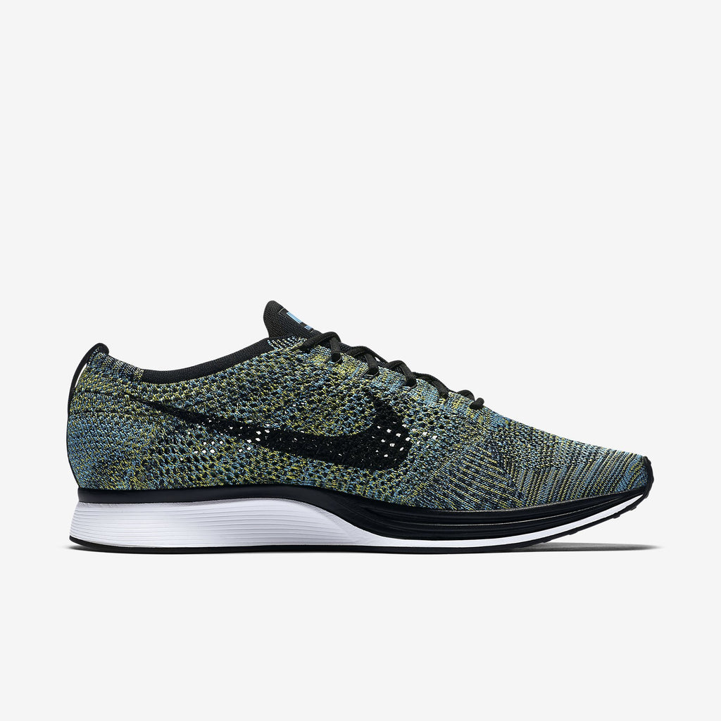 online retailer 4660d 40811 ... coupon code for saints sg nike flyknit racer crew blue medial b702b  e4d93