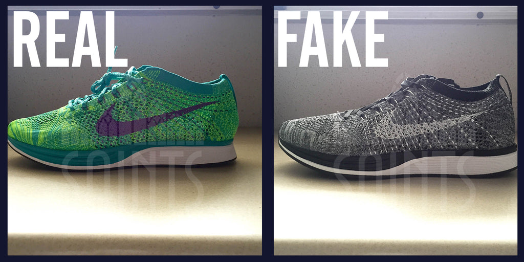 833e3fe11fe4 How to see if your Nike Flyknit Racers are authentic