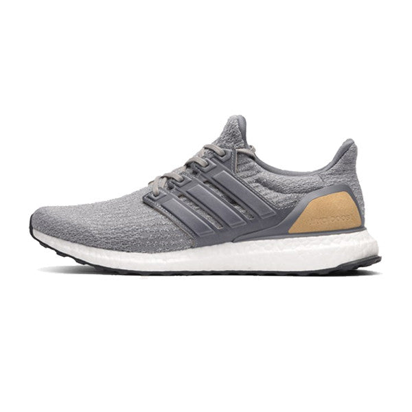 "Adidas Ultra Boost  3.0 Grey ""Leather Cage"""