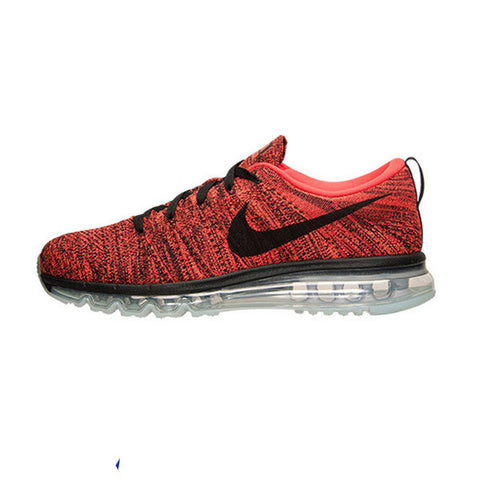 <CNY SALE INSTOCK> Men's Nike Flyknit Air Max Red/Orange