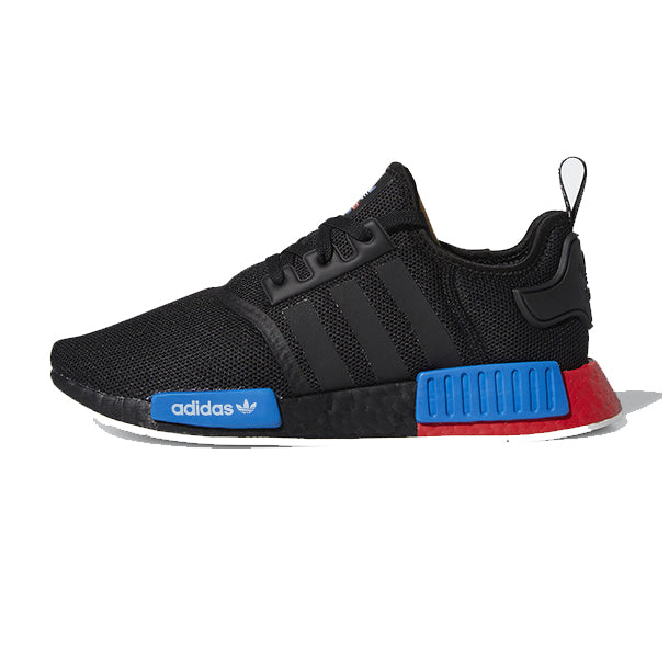 "adidas NMD_R1 ""Black Red Blue"""