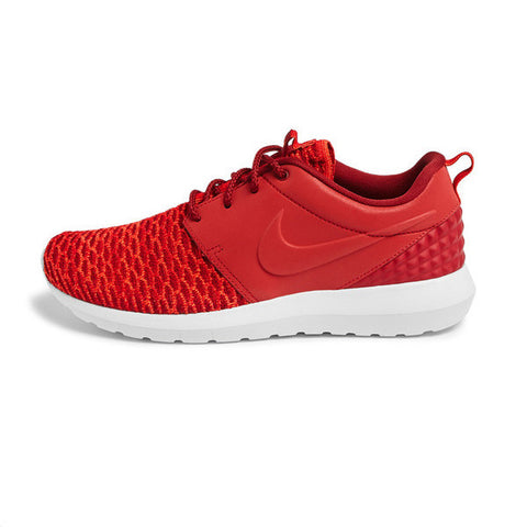 b815ecf21d10e ... reduced nike roshe nm flyknit prm gym red saints sg 8f16c 03c94