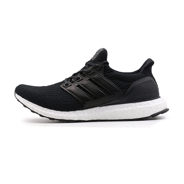 "adidas Ultra Boost 3.0 Leather Cage ""Black"""