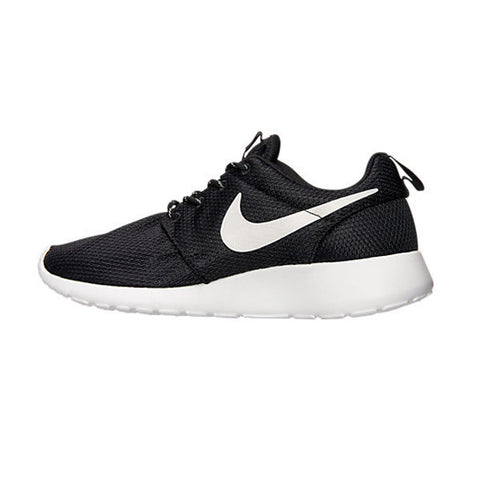 Women's Nike Roshe One Black/White/Silver