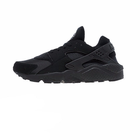 <CNY SALE INSTOCK> Nike Air Huarache Triple Black