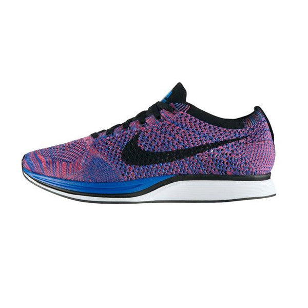 Nike Flyknit Racer Game Royal