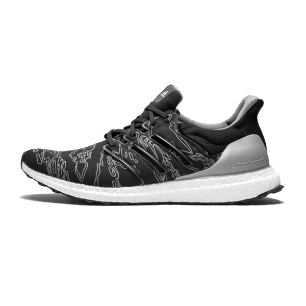 undefeated ultra boost utility black