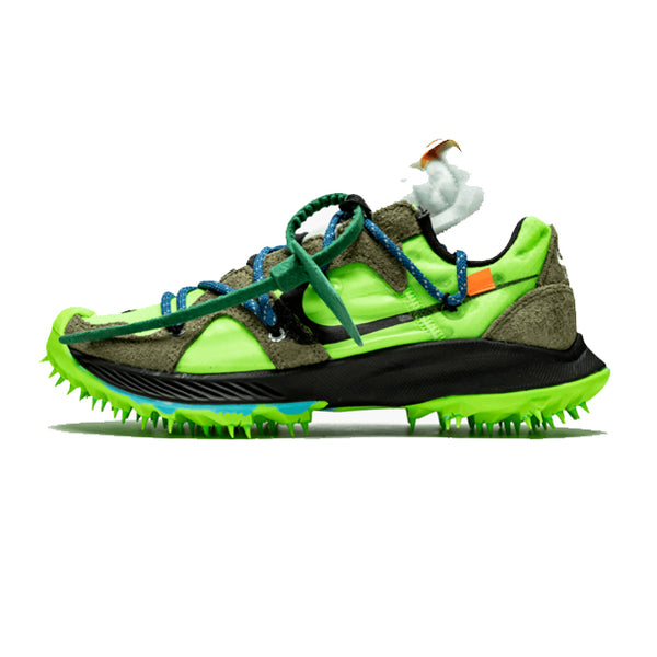 "Nike Air Zoom Terra Kiger 5 W x Off-White ""Athlete in Progress - Electric Green"""