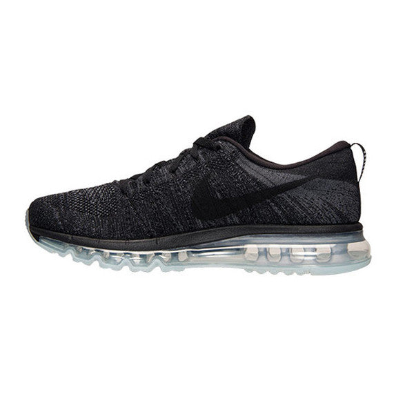 "<CNY SALE INSTOCK> Nike Flyknit Air Max ""Anthracite"""